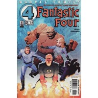 Fantastic Four 55 (Vol. 3)