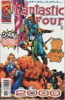 Fantastic Four Annual 2000