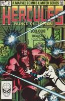 Hercules Prince of Power Vol. 1 2