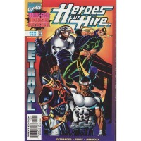 Heroes for Hire 12 (Vol. 1)