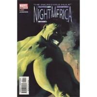 Incredible Hulk - Nightmerica 4
