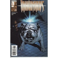 Marvel Knights Inhumans 8