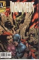 Marvel Knights Inhumans 12