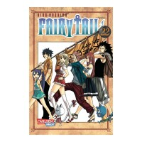 Fairy Tail 22 (Hiro Mashima)