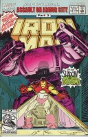 Iron Man Annual 13 (1992)