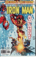 Iron Man (Vol. 3) 2