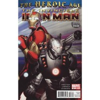 Invincible Iron-Man 27