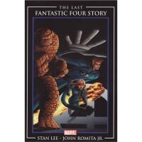 last Fantastic Four Story