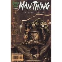 Man-Thing Strange Tales 5