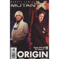 Mutant X Origin TV Adaption