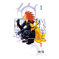 Kingdom Hearts 358/2 Days 3 (Shiro Amano)