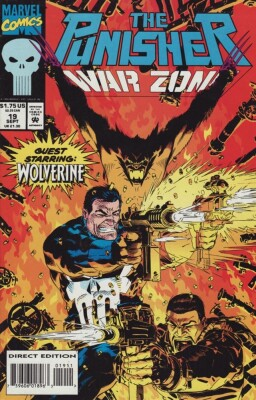 Punisher War Zone 19