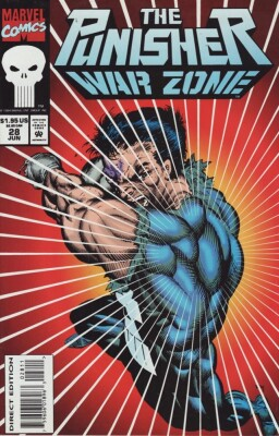 Punisher War Zone 28