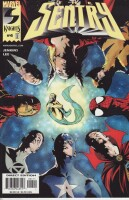 Marvel Knights The Sentry 4