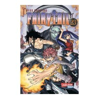 Fairy Tail 23 (Hiro Mashima)