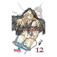 Pandora Hearts 12 (Jun Mochizuki)