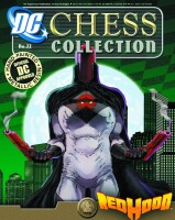 DC Comics Chess Collection Magazin + Statue 22: Red Hood...