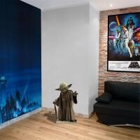 Star Wars Pappaufsteller (Stand Up) - Yoda (76 cm)