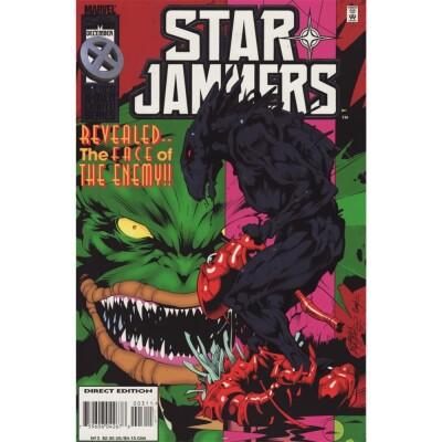 Starjammers Vol. 1 3