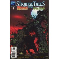 Strange Tales starring Werewolf and Man-Thing