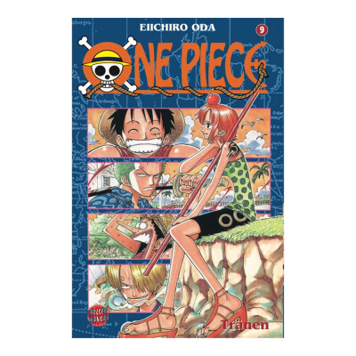 One Piece 9 (Eiichiro Oda)