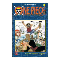 One Piece 1 (Eiichiro Oda)