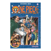 One Piece 21 (Eiichiro Oda)