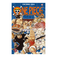 One Piece 40 (Eiichiro Oda)
