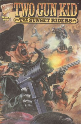 Two Gun Kid - the Sunset Riders Book 1