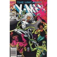 Uncanny X-Men 291 (Vol. 1)