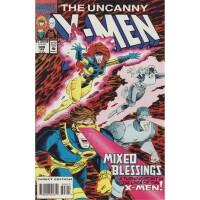Uncanny X-Men 308 (Vol. 1)