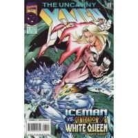 Uncanny X-Men 331 (Vol. 1)