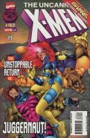Uncanny X-Men 334 (Vol. 1)