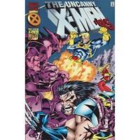 Uncanny X-Men Annual 1995 (Vol. 1)