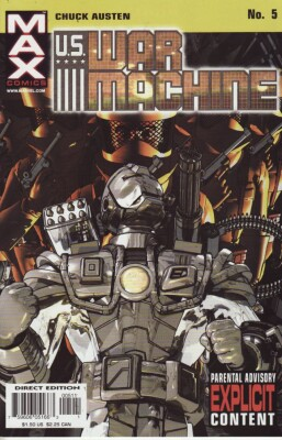 U.S. War Machine 5