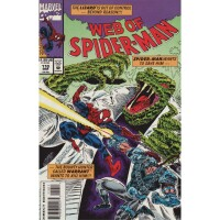 Web of Spider-Man 110