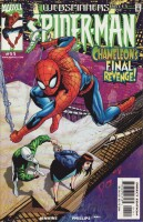 Webspinners Tales of Spider-Man 11