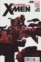 Wolverine and the X-Men 8