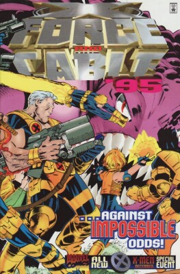 X-Force Annual 4 (Vol. 1) (1995)