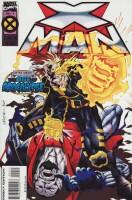 X-Man 4 (Vol. 1)