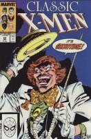 Classic X-Men 29