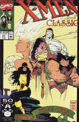 Classic X-Men 57