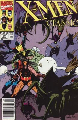 Classic X-Men 60