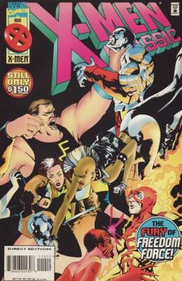 Classic X-Men 110