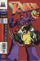 X-Men Manga 3