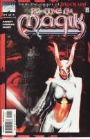 X-Men Magik 1 of 4