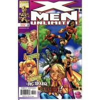 X-Men Unlimited 20