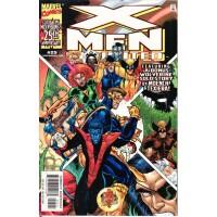 X-Men Unlimited 25