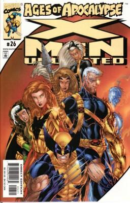 X-Men Unlimited 26