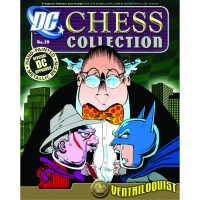 DC Comics Chess Collection Magazin + Statue 29:...